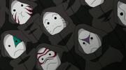 Miembros ANBU de Konohagakure