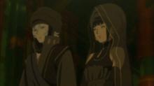 Toneri y Hinata listos para casarse