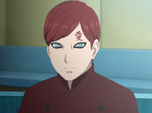 Gaara Narutopedia Fandom Powered By Wikia