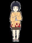 Hinata - 3 anos (Render)