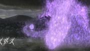 Konfrontacja Sasuke i kilku Zetsu.