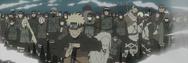 A Aliança Shinobi junta para enfrentar Madara e Obito