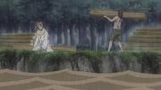 Futami finalmente ajuda Hagoromo