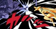 Naruto e Sasuke se confrontam (Colorido)