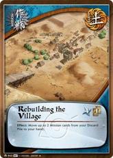 TCG Reconstruyendo la aldea