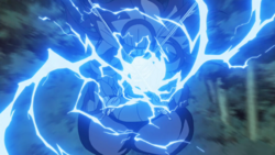 Arte del Fulmine Zanne del Fulmine