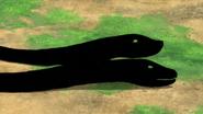 Desenho de Imitação da Super Besta - Cobra (Inojin)