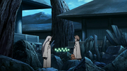 Hagoromo mostra as bestas para Hamura