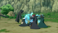 Bloqueio do Escudo Mecânico de Luz (Chiyo - Game)