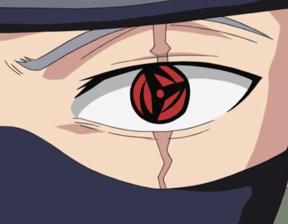 kakashi hatake of the sharingan copy cat ninja