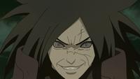 Madara sente Hashirama