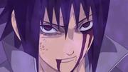 Maldição de Ódio em Sasuke