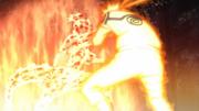 Roshi vs. Naruto