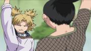Shikamaru controla Temari