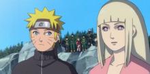 Shion le comenta de su futuro a Naruto