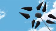 Shuriken de Shin se desmonta