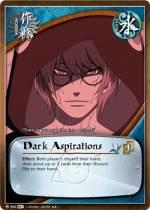 Ambiciones oscuras HS