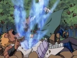 Bombardeo de la Bala Mariposa Anime