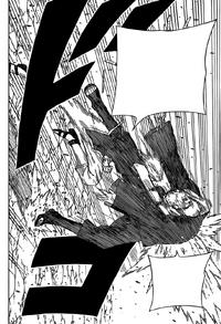 Impulso do Punho Certeiro (Sakura - Mangá)