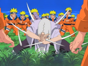 Naruto episodio 121