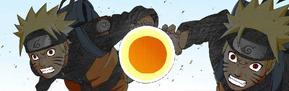 Odama Rasengan de Naruto (Mangá Colorido)