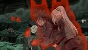 Shikamaru al borde de la muerte