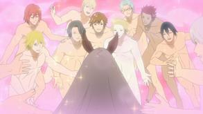 Técnica Sensual do Harém Invertido (Anime)