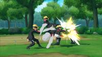 Taijutsu dos Clones das Sombras (Boruto)