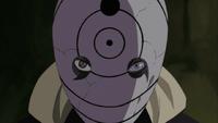 Tobi war mask
