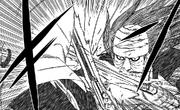 Mifune ataca Sasuke