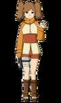 Namida Suzumeno (Academia - Render)