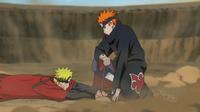 Naruto pin down