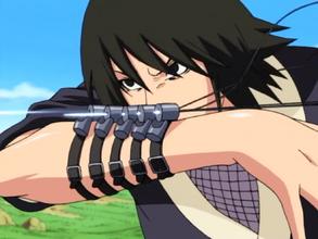 Tiro Preparado de Agulhas (Anime)