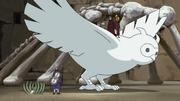 Deidara y Kabuto van en búsqueda del Ocho y Nueve Colas