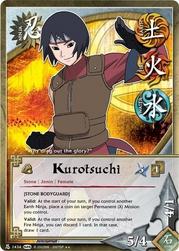 Kurotsuchi Carta