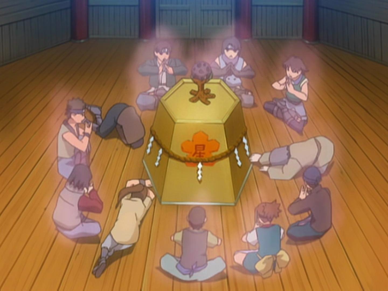 Hidden Jutsu! The Price of Ninja Art: Kujaku | Narutopedia | FANDOM