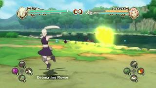 Explosive Flower