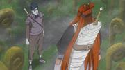 Kisame and Fuguki