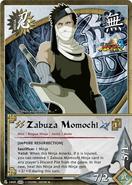 Carta Naruto Storm 3 Zabuza