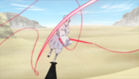 Fio de Chakra (Urashiki - Anime)
