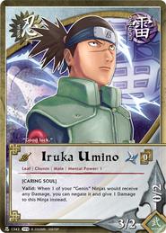 Iruka Umino TP4