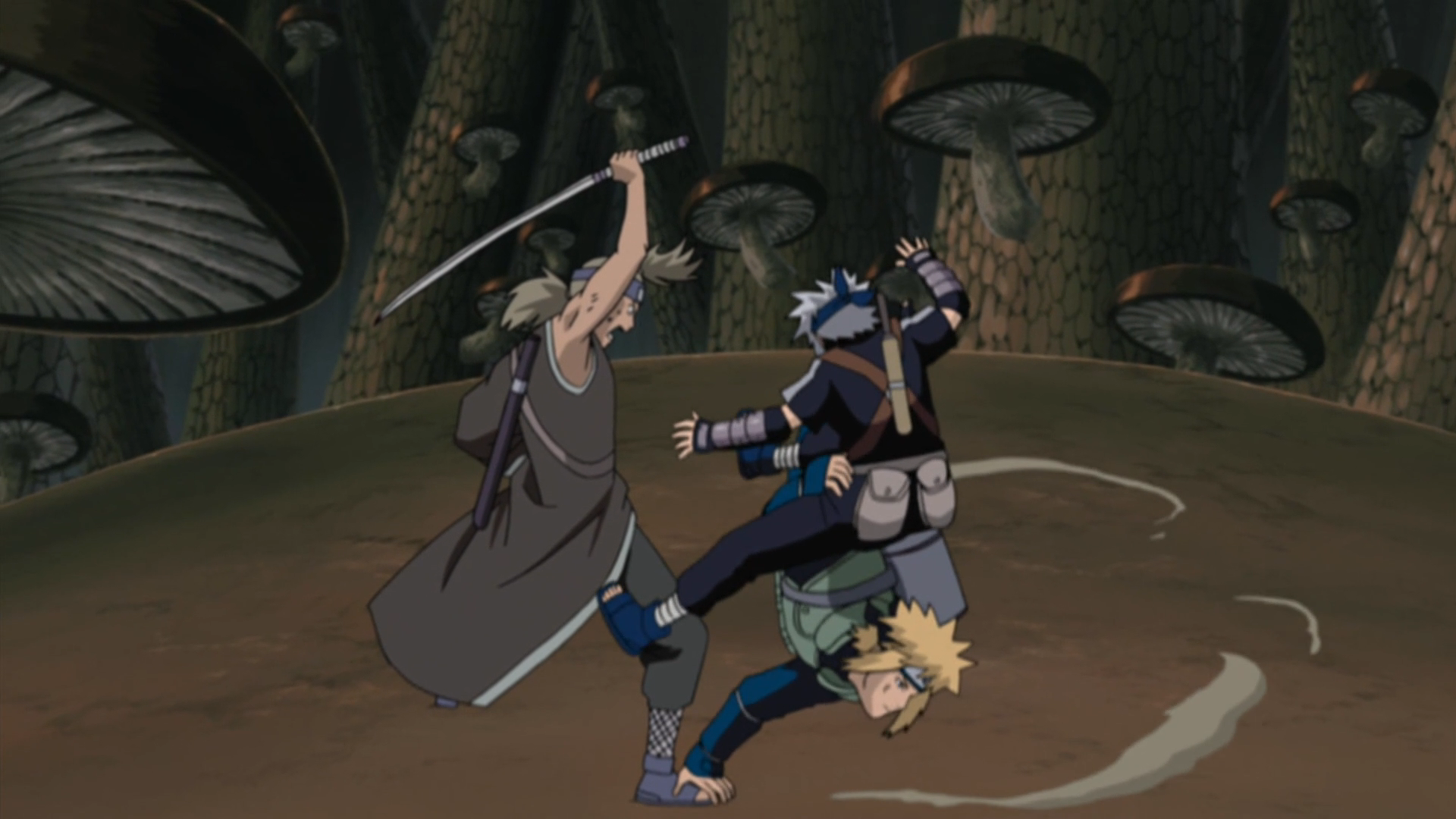 Kakashi Chronicles Boys Life On The Battlefield Part 1