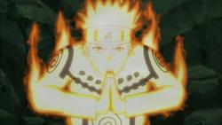 Naruto KM1 (TK - Perfil)