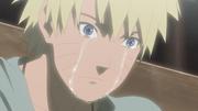 Naruto après la mort de Jiraya