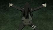 Neji protege Hinata e Naruto