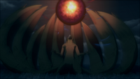 Bola da Besta com Cauda (Kurama-Game)