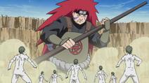 Chōza Fighting Zetsu's