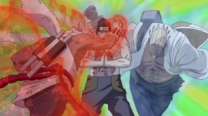 Doble Lariat Anime