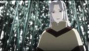 Hiruko en su verdadera forma humana