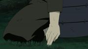Tobirama's hand